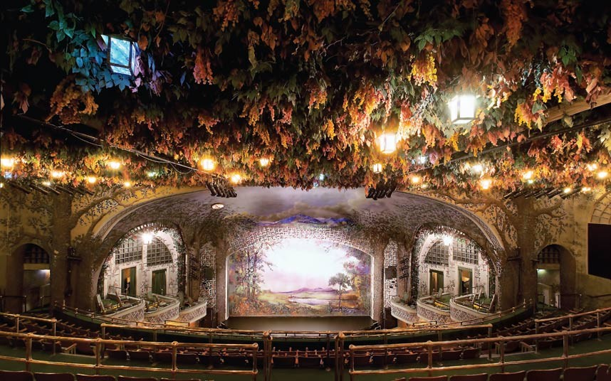 The Elgin And Winter Garden Theatre Project Janis A Barlow Associates