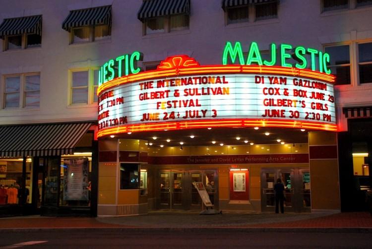 Majestic Theater Waltrop